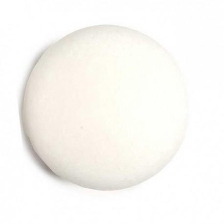 Solid shampoo white dry hair