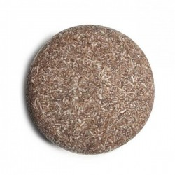 SOLID SHAMPOO BROWN DULL HAIR