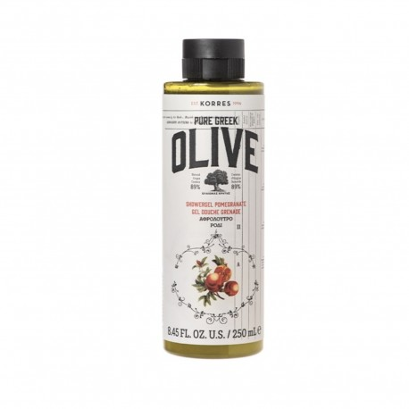 OLIVE Shower gel Pomegranate 250ml