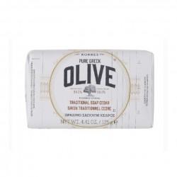 OLIVE Pain de savon Cèdre 125gr
