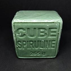 Spirulina cub soap