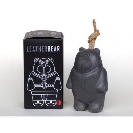 LEATHERBEAR SOAP with CORD