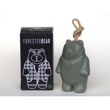 FORESTERBEAR SOAP with CORD